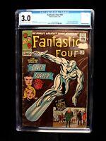 Fantastic Four #50 CGC 3.0