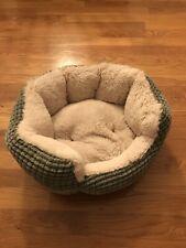 Cat Bed Round Fur Lining