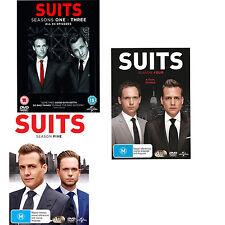 "Suits Series complete season 1, 2, 3, 4 & 5 DVD Box Set New ""on sale"""