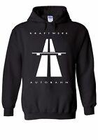 Autobahn Kraftwerk Men Women Unisex Top Hoodie Sweatshirt 1809E
