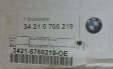 BMW 34 21 6 766 219 - Rear Disc Brake Rotor, Pair (2)