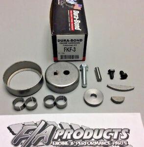 Ford Big Block 429 460 Fuel Pump Eccentric & Block Hardware Kit Dura Bond FKF-3