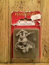 Harlequin miniature: Lizardmen Warriors