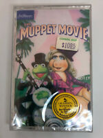 The Muppet Movie Soundtrack (Cassette, 1993) Tape Muppets Henson Kermit NEW OOP