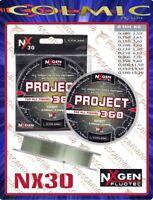 Monofilo mulinello Giapponese Colmic Project 360 mt.300