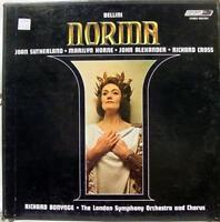 Bonynge - Bellini Norma 3 LP Mint- OSA 1394 Vinyl 1965 Record