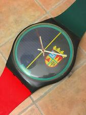 Swatch Maxi MGB111 Sir Swatch FANTASTIC RARE SWISS