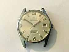 Vintage Unichron SelfWinding Automatic Watch Waterproof Dustproof 17 Jewels Runs