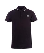 Cruyff Dersar Polo Shirt Black Large TD001 HH 03
