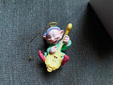 Grolier Disney Snow White Dopey Angel Christmas Ornament (010901)