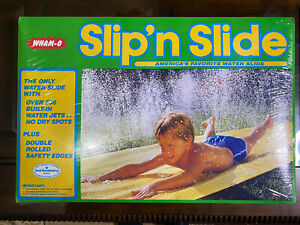 Vintage RARE 1984 Wham-O Slip N Slide 25' Outdoor Toy Vintage NEW/SEALED
