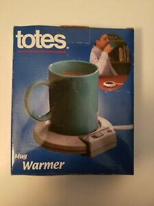 Totes Mug Warmer Model #71413  Coffee Tea Soups On/ Off Switch