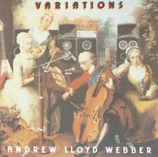 Andrew Lloyd Webber - Variations (NEW CD)