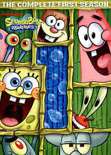 Spongebob Squarepants - The Complete 1st Season One DVD 3-Disc Set Gift NEW