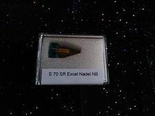 Excel S 70 SR, Nagaoka VS 80, Sanyo ST 25 D  Abtastnadel Stylus Nachbau Replika