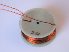 Air core Crossover Inductor 3.2mH / 1.25mm wire- matched pair
