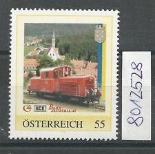 """Österreich PM personalisierte Marke Eisenbahn """"Bahn Austria""""  **"""