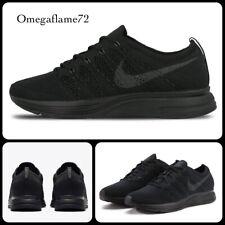 Nike Flyknit Trainer, Triple Black, AH8396-004 UK 12, EU 47.5, US 13