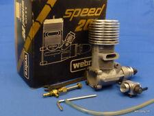 Vintage (Webra 1018) 3.5cc Speed 20 RC Engine Made in Austria RARE