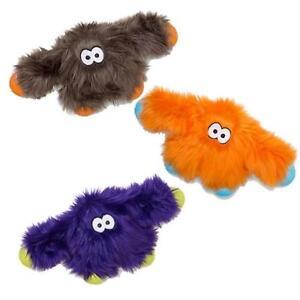NEW Rowdies Jefferson with HardyTex and Zogoflex Durable Plush Dog Toy West Paw