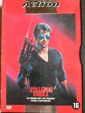 C62 DVD ACTION COBRA Sylvester STALLONE