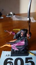 Warhammer Fantasy Limited Edition Storm of chaos Chaos Sorceror RARE PR10 #605