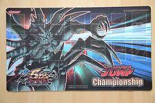 YUGIOH GIOCO TAPPETINO PLAYMAT 75th Shonen Jump Championship Tragoedia