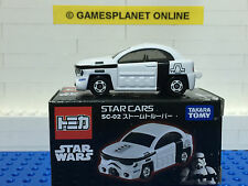 NEW TAKARA TOMY - STAR WARS CARS STORMTROOPER SC-02 - DIECAST TOY - AUST SELLER