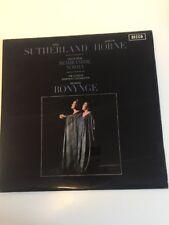 Joan Sutherland Marilyn Horne LP Semiramide (102)
