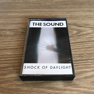 The Sound - Shock Of Daylight Cassette Stereo 1984