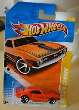 2011 Hot Wheels '68 COPO CAMARO  #25/50 First Editions New Models NEW