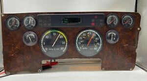 2005 FREIGHTLINER CENTURY 120 USED DASHBOARD INSTRUMENT CLUSTER FOR SALE (MPH)