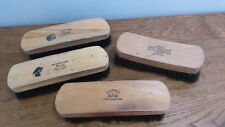 Vintage Gilco Horse Hair Shoe Brushes