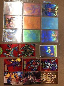 Marvel '90's Trading Card Lot, Including Cosmic Spidey Hologram