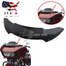 Wave Windshield Windscreen For Harley Road Glide FLTRUSE FLTRX FLTRXS 15-2017 US