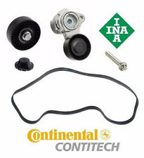 BMW E90 E91 E92 E93 328i 07-12 Belt Tensioner Kit Pulley Belt Bolt Tensioner OEM