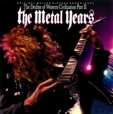 V/A: The Decline Of Western Civilization, Part II: The Metal Years (New CD)