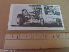 Fleer Vintage Stickshift Drag Racing rare card Don Prudhomme dragster the snake