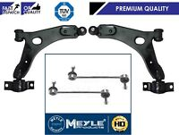 FOR FORD FOCUS MK1 2.0 ST170 FRONT LOWER WISHBONE ARMS BALL JOINTS MEYLE LINKS