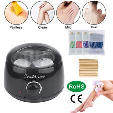 Hard Wax Beans Heater Wax Pot Warmer Machine Kit Tool For Hair Removal Beans AU