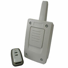 Empfänger BASE und Handsender 868 MHz 2-Kanal Funksteuerung Drücker Handsender