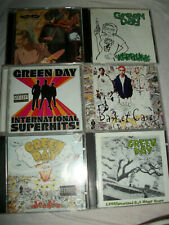 GREEN DAY LOTE 6 CDs