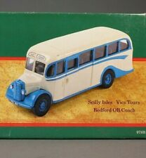 Corgi 97101 Island Transport Bedford OB Coach - New in Package