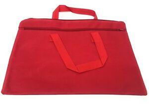 """Money Deposit Bank Documents Tote Bags Pouch Promotional Conference 16"""" X11"""""""