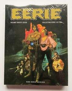 Eerie Archives Vol. 27 NEW Hardcover Dark Horse Graphic Novel Comic Book
