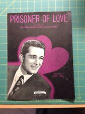 Prisoner Of Love - As Recorded By Perry Como