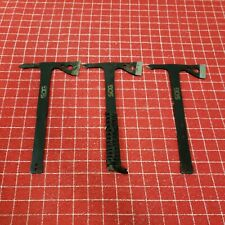 Set of 3  SOG Tomahawk Throwing Axe s  Preowned