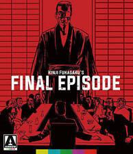 The Yakuza Papers: Vol.5 - Final Episode (Blu-ray/DVD, 2016, 2-Disc Set)