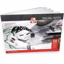 Royal Talens – A4 Tracing Paper – 50 Sheets – 90gsm – Landscape