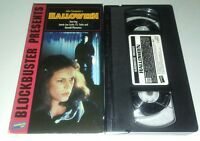 Halloween Vhs Blockbuster Horror Release in Great Condition Great for Collection